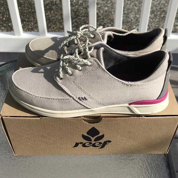 Reef Shoes - Reef Women's Rover Low Sneakers, 6.5